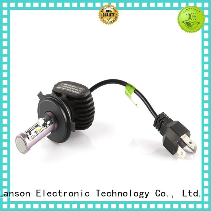 Lanson led headlight h4 8000lm personalized foir lorry