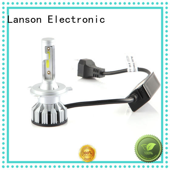 Lanson strong penetration auto led lights wholesale series for illumination