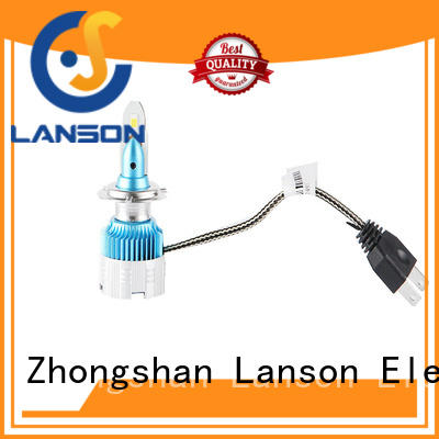 Lanson direct selling MI2 bullet led headlight manufacturer foir lorry
