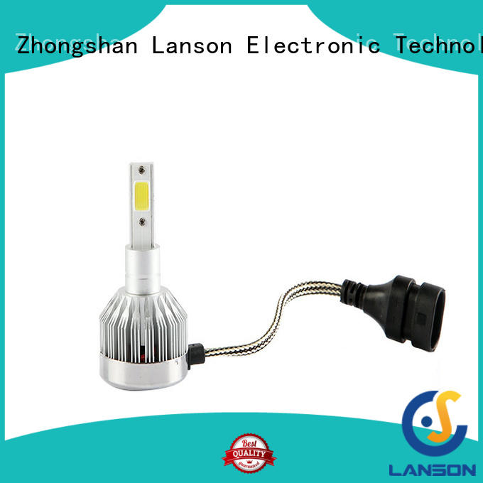 Lanson real h1 led bulb 6000k directly sale for vehicles