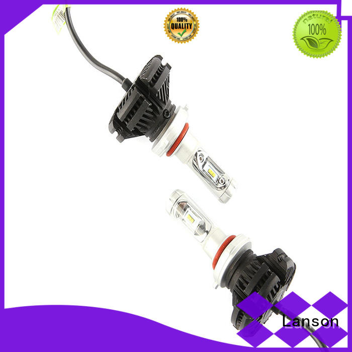 Lanson led x3 headlight from China for truck