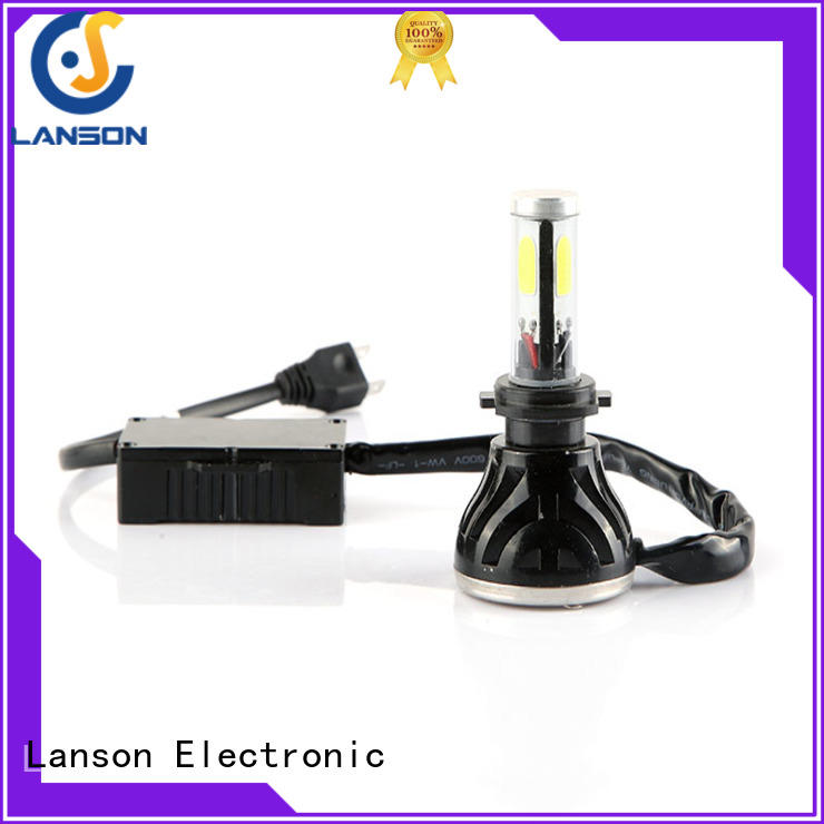 Lanson hot selling wholesale led bulbs for cars supplier for truck
