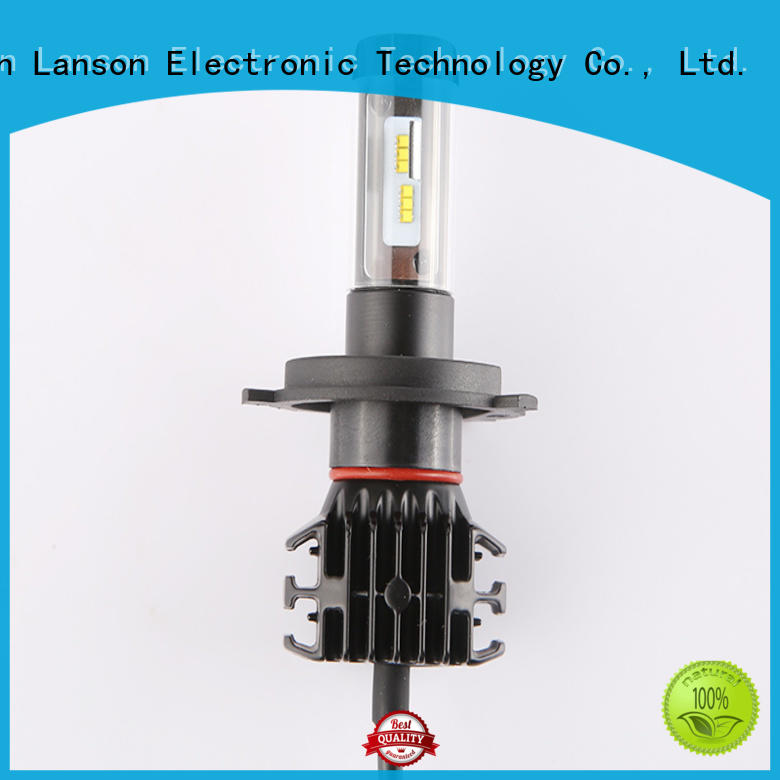 Lanson high quality YZ small motorcycle headlight personalized for vehicles