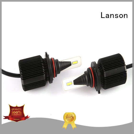Lanson h9 led bulb design for truck