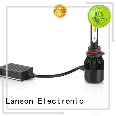 Lanson car flashing light personalized for illumination