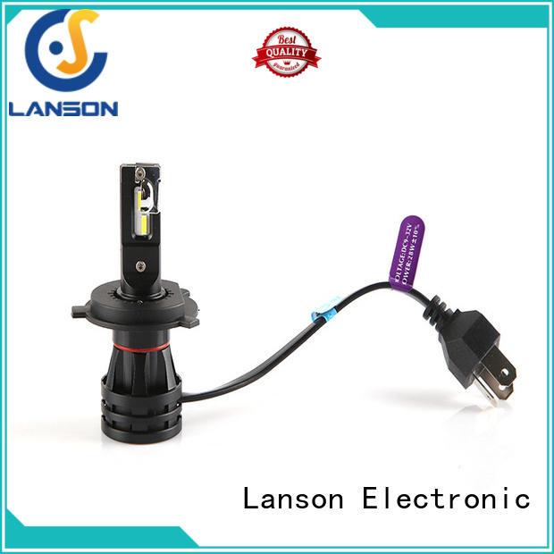 Lanson led auto led light bulbs for vehicles
