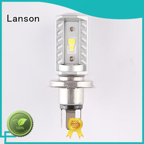 Lanson intelligent brightest motorcycle headlight directly sale for truck