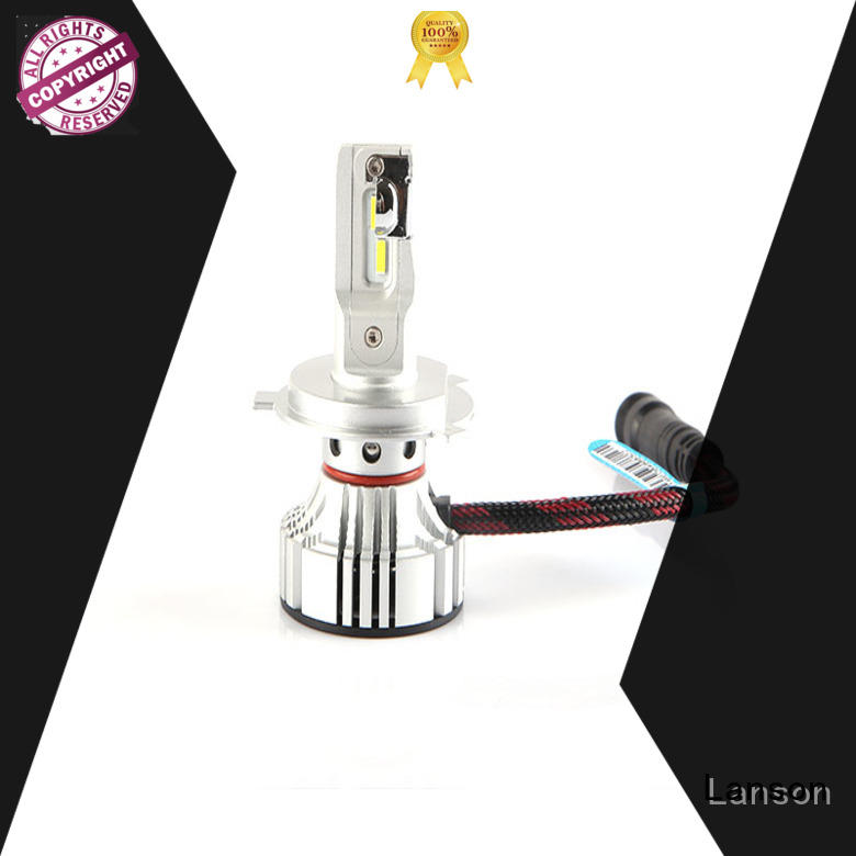 Lanson golden h1 led bulb series for illumination