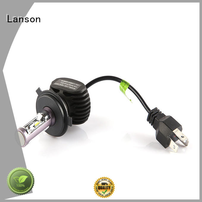 Lanson led lights for cars wholesale from China for vehicles