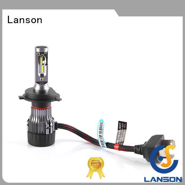 Lanson durable car led lights wholesale design foir lorry