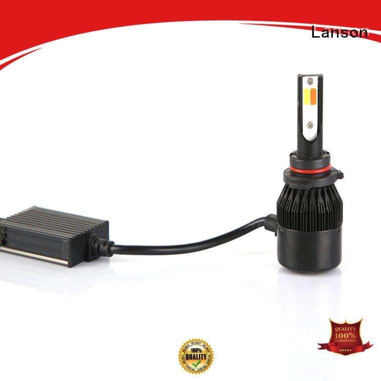 Lanson three colors led flashing lights for vehicles design for van