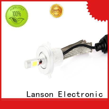 Lanson best car headlight bulbs customized for truck