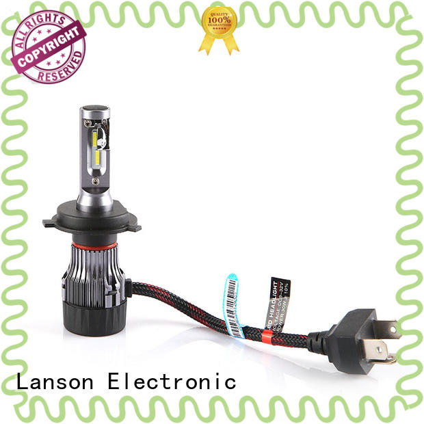 Lanson mini headlights factory for truck
