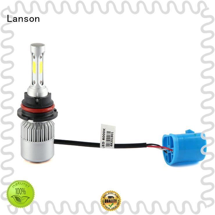 Lanson S2 car headlamp bulb personalized foir lorry