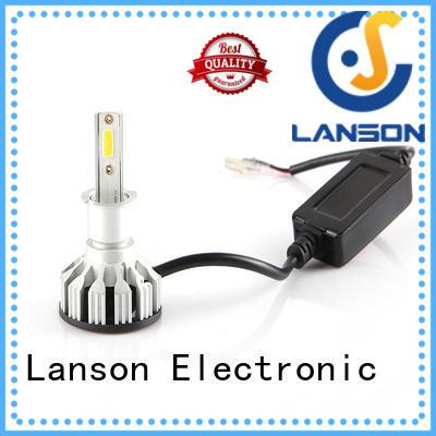 Lanson strong penetration super bright headlights manufacturer for truck