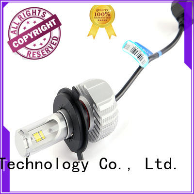 stable motorcycle led headlight bulb factory price for van