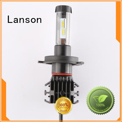 Lanson led auto headlamps design for illumination