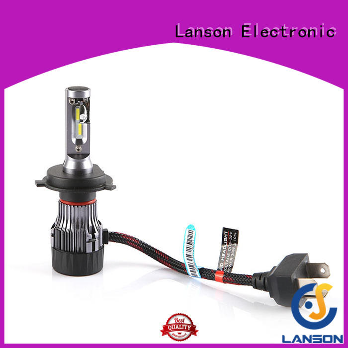 high thermal conductivity mini headlamp bulb from China for vehicles