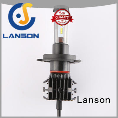 Lanson bulbs led auto headlamps design foir lorry