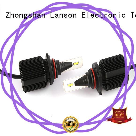 Lanson tail led headlight conversion manufacturer foir lorry