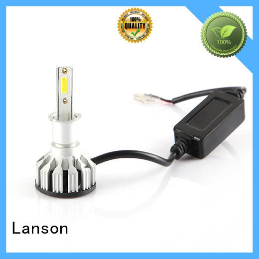 Lanson brightest 9005 headlight bulb series for vehicles