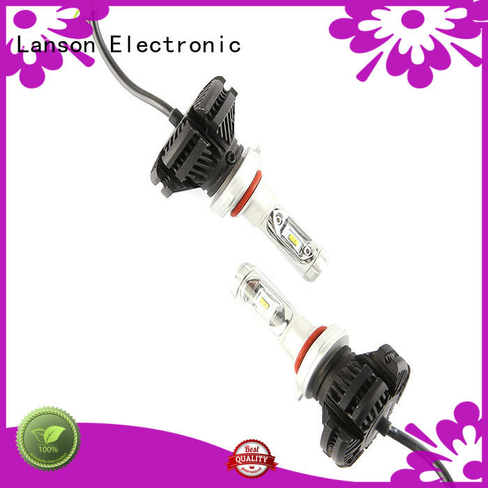 Lanson x3 led headlight h11 from China for truck