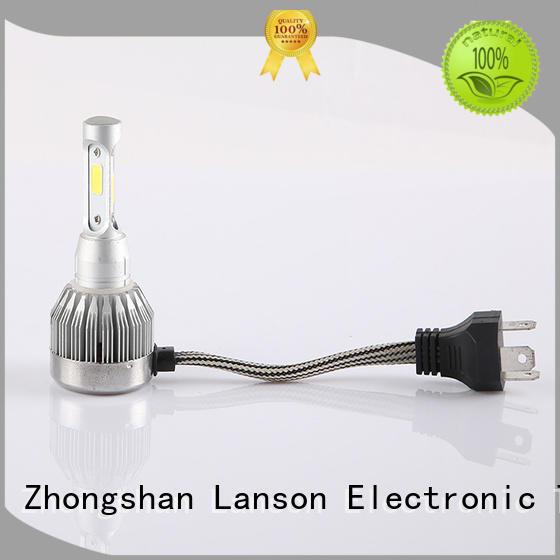 high brightness led motorcycle headlight bulb h4 manufacturer for illumination