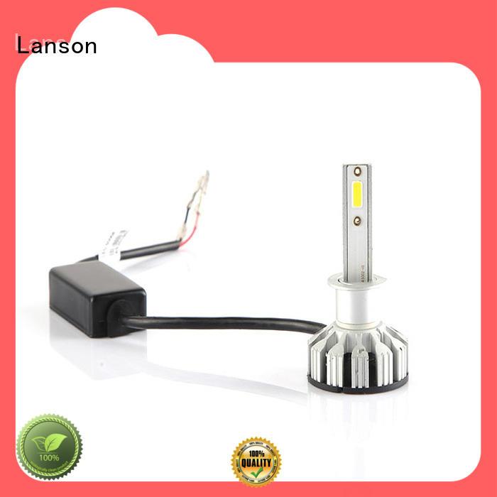 Lanson strong penetration brightest led headlight kit for van