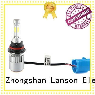 Lanson S2 car headlamp bulb factory foir lorry