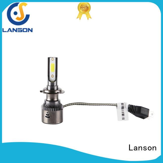 Lanson long lasting best headlight bulbs series for truck