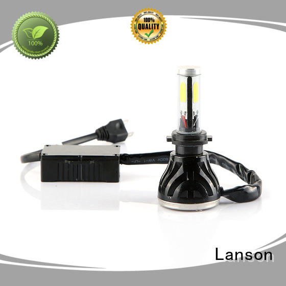 Lanson auto wholesale led bulbs for cars factory for van