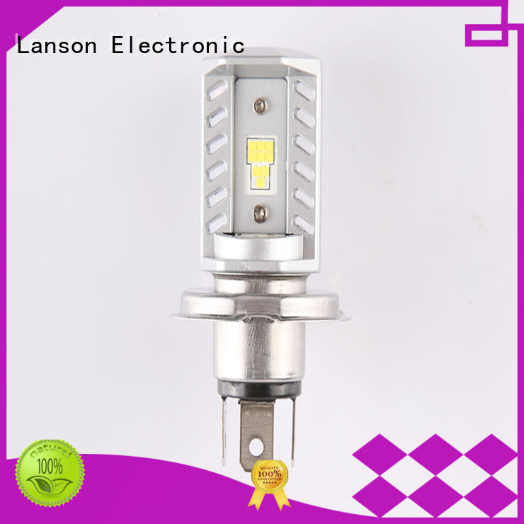 Lanson brightest motorcycle headlight design for vehicles