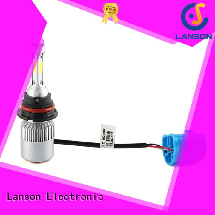 High power led auto interior car headlamp 6000LM S2-9004