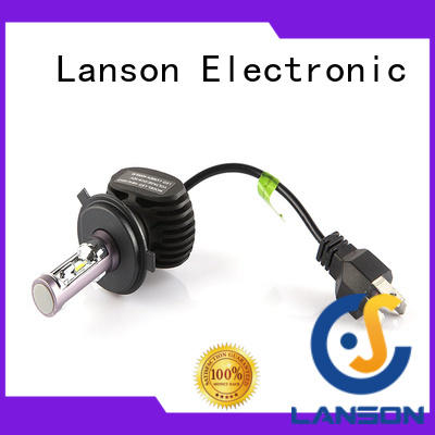 fanless design h4 car bulb personalized for truck