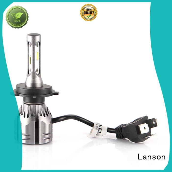 Lanson 1860 chip best 9007 led headlight bulbs from China for van