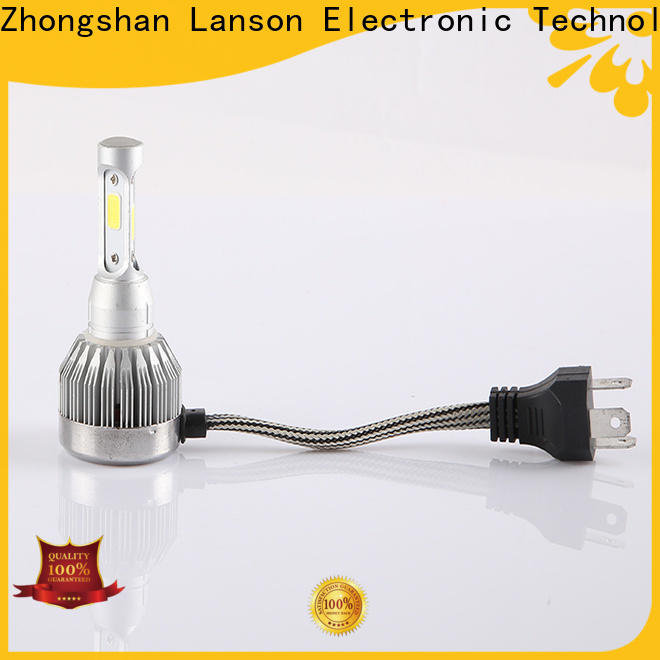 Lanson high brightness h4 motorcycle headlight manufacturer foir lorry