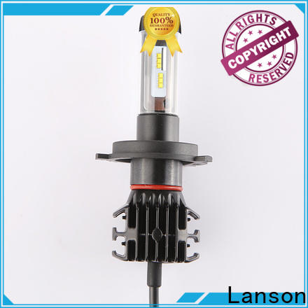 Lanson colorful small led motorcycle headlight series for illumination