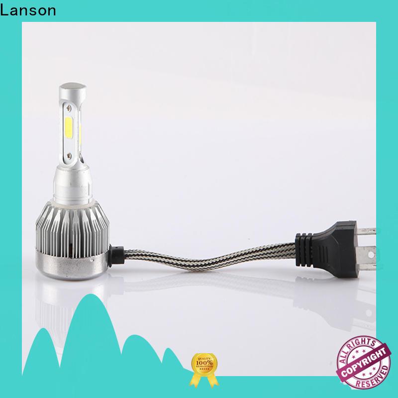 Lanson led h4 led motorcycle headlight customized for van