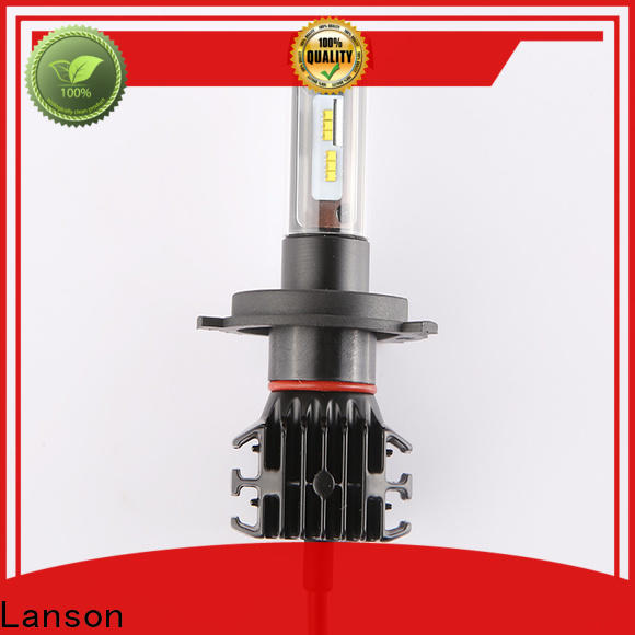 Lanson YZ small motorcycle headlight from China for van