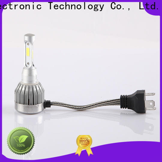 Lanson popular led motorcycle headlight bulb h4 manufacturer for illumination
