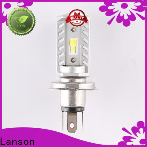 Lanson universal MT1 motorcycle headlight bulbs directly sale for illumination