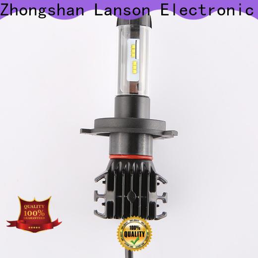 Lanson motorcycle headlamp bulbs manufacturer for truck