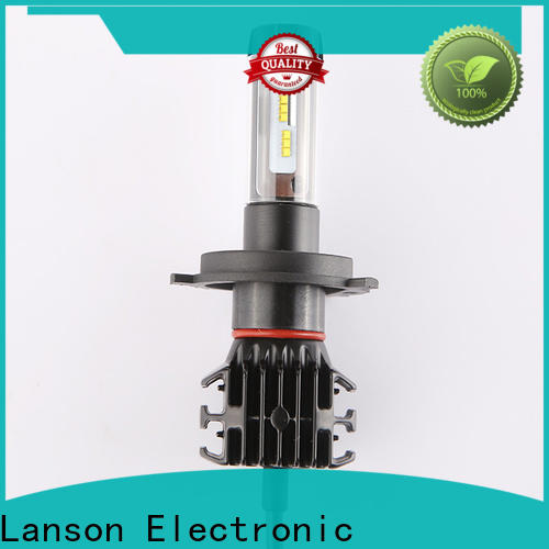 Lanson high quality motorcycle headlamp bulbs series for truck