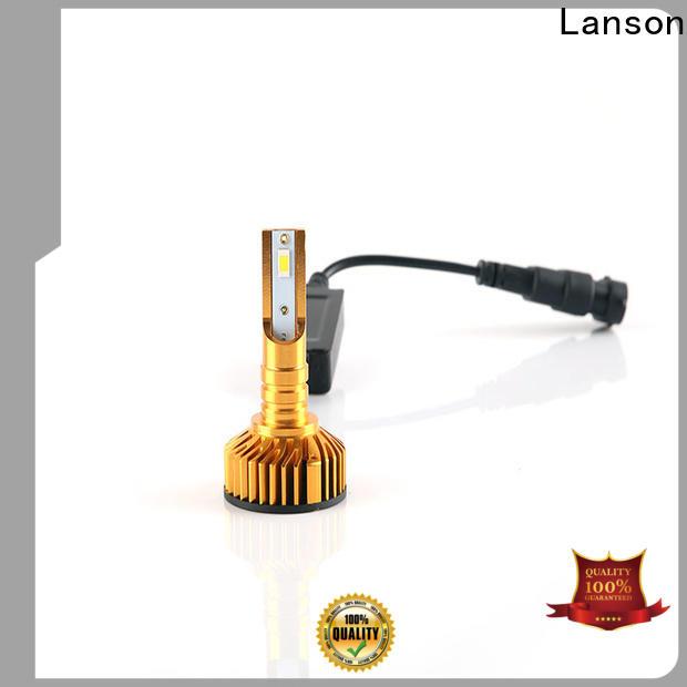 Lanson car led headlight bulbs customized for illumination