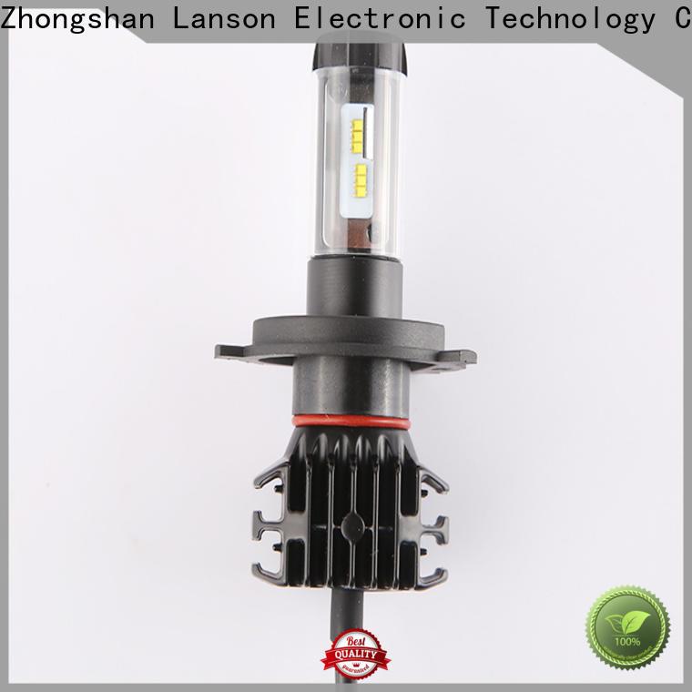 Lanson ZES light sources led auto headlamps directly sale for van