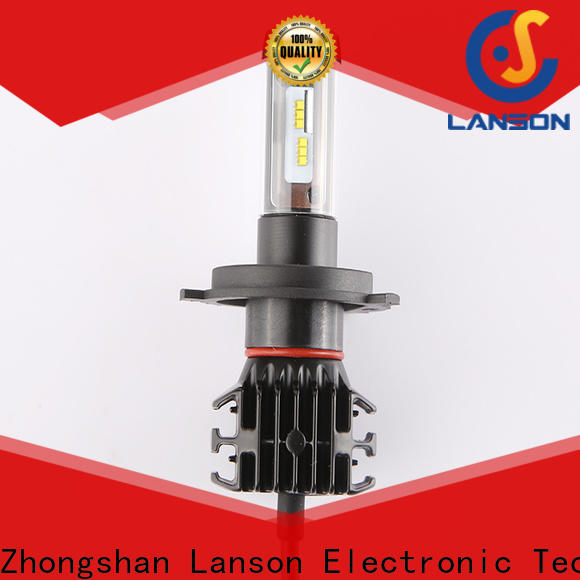 Lanson led auto headlamps directly sale for truck