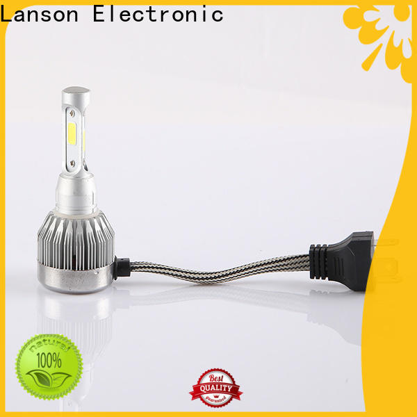Lanson excellent h4 motorcycle headlight factory direct supply foir lorry