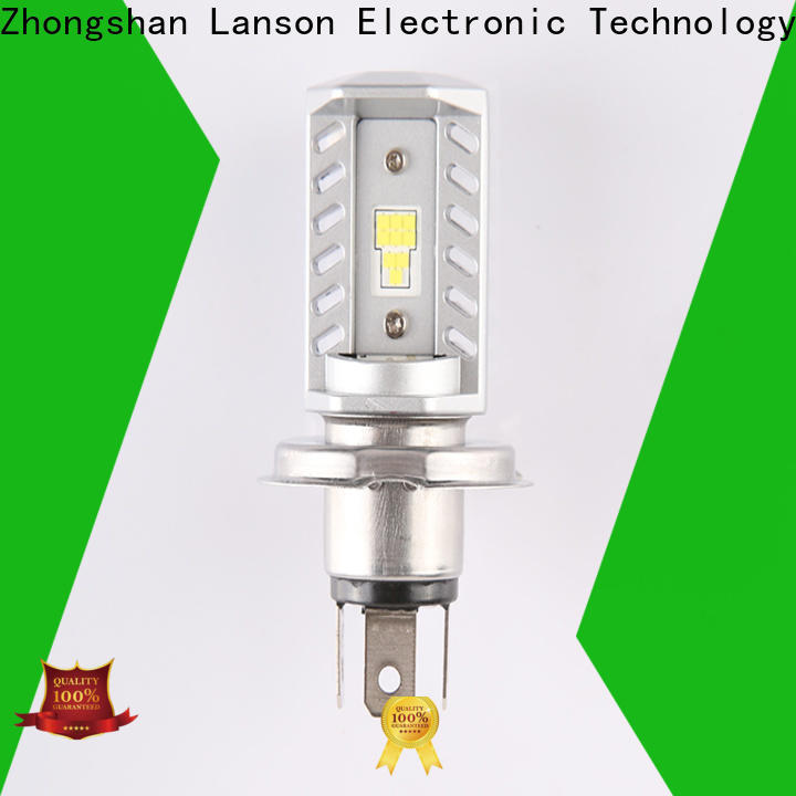 Lanson high power MT1 motorcycle headlight bulbs factory for vehicles