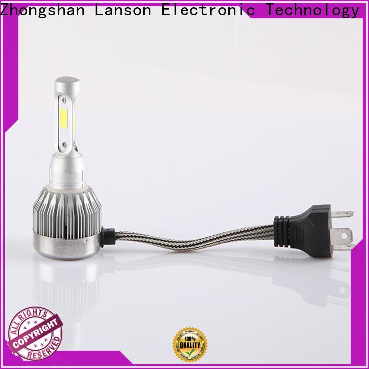Lanson wholesale led headlamps customized for truck