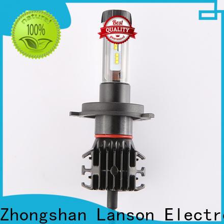 Lanson led auto headlamps manufacturer for illumination